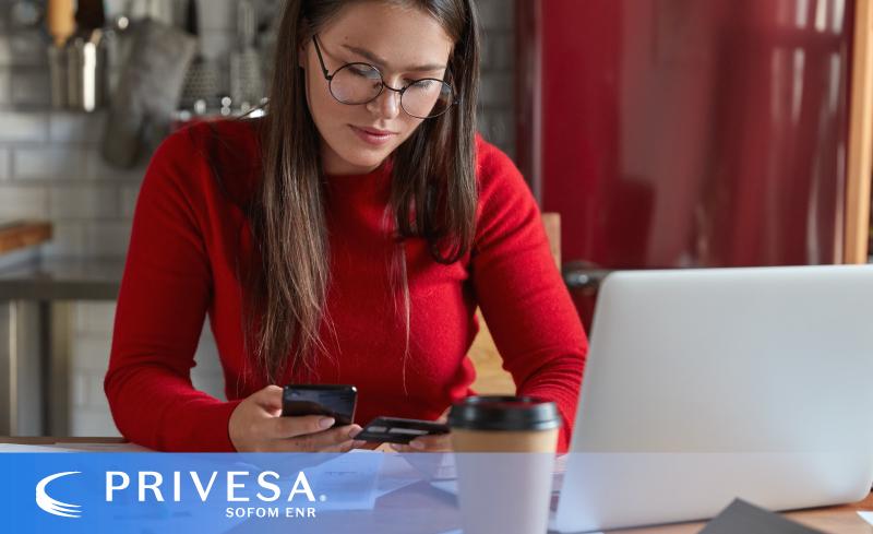 ¿En qué podrían cambiar tus días al tener una cuenta bancaria? Esta podría ayudarte a lograr tus metas acercándote a productos financieros.