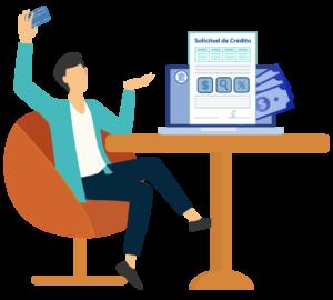 Solicitar un crédito personal es una buena opción si te encuentras en busca de financiamiento o necesitas iniciar con tu pequeño negocio.